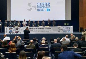 1º Seminário Internacional Escola de Guerra Naval – EGN Praia Vermelha – Dia 21NOV – das 9h às 17h15
