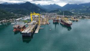 Setor naval planeja cluster no Rio