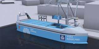 Tecnologia Autônoma na Indústria Marítima