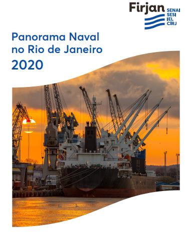 Panorama Naval no Rio de Janeiro 2020