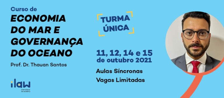Read more about the article Curso de Economia do Mar e Governança do Oceano